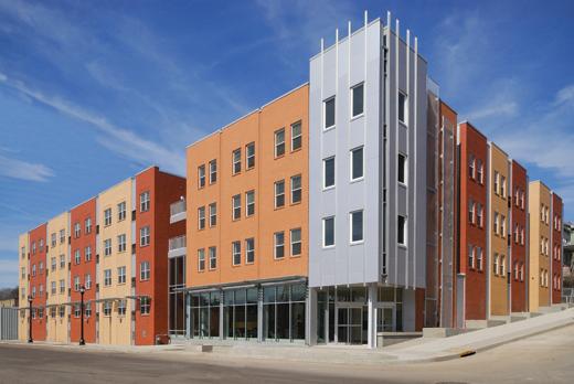 Avenue Apartments Sample job image