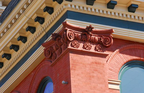 Old City Hall in Bradford Sample job image