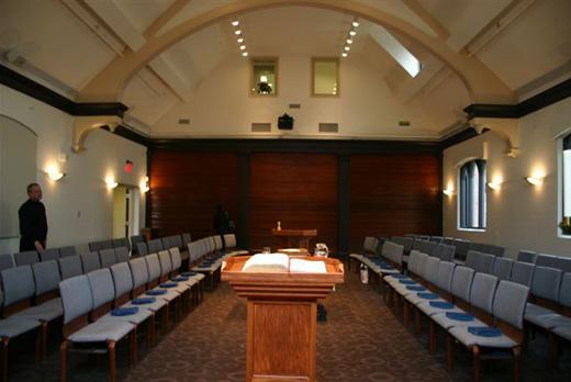 The Community House Presbyterian Church Sample job image