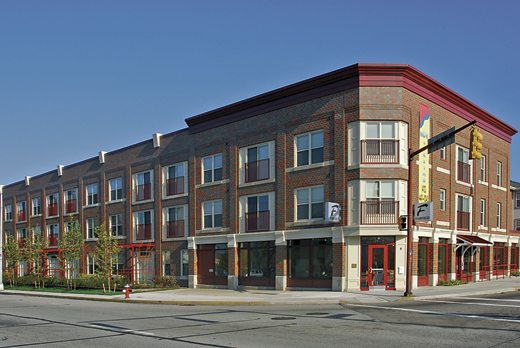 Fairfield Apartments Sample job image
