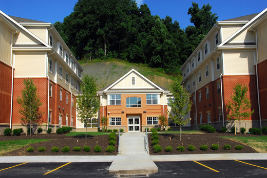 Slippery Rock University Student Housing – Phase I & II Sample job image
