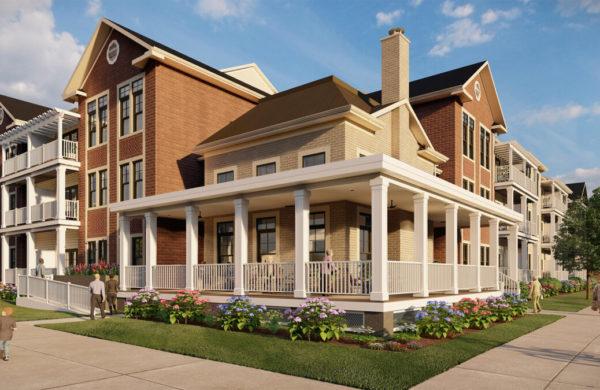 McKean Street Housing Sample job image